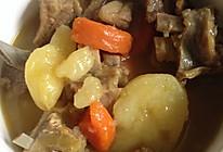 咖喱烩羊肉的做法
