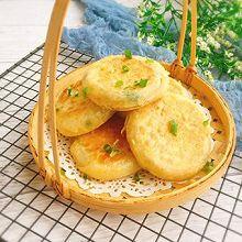 #精品菜谱挑战赛#香葱烙饼
