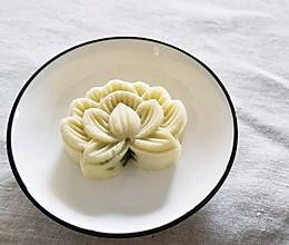 南宋遗风--婺式绿豆抹茶桂花糕的做法