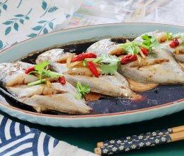 【酱油豆腐蒸鲳鱼】营养好做,胜过吃猪肉的做法