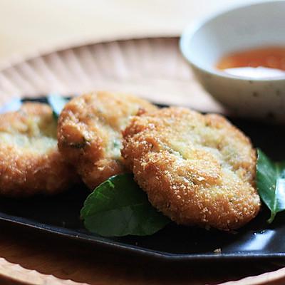 泰式炸虾饼