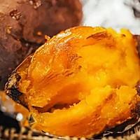 烤箱版烤红薯|日食记的做法图解2