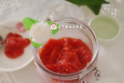 自制番茄酱,原汁原味无添加,超级简单哦
