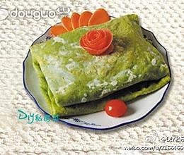 黄瓜煎饼的做法