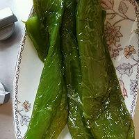 油焖尖椒的做法图解4