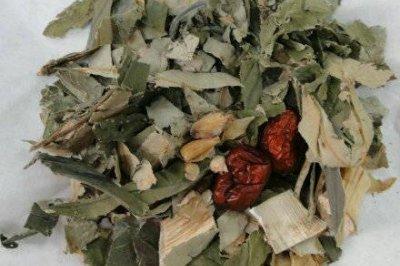 秋冬润喉茶