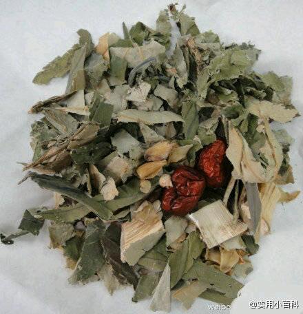 秋冬润喉茶的做法