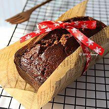 红糖枣泥磅蛋糕#东菱魔法云面包机#