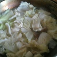 羊肉白菜汤的做法图解4