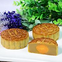 【中秋少不得,传统的蛋黄莲蓉月饼】这种月饼,最能代表中秋节!的做法图解16