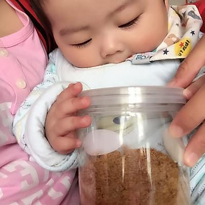 宝宝肉松(微波炉和料理机版)