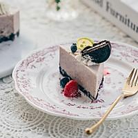 #厨房有维达洁净超省心#奥利奥木糖醇香蕉慕斯蛋糕的做法图解20