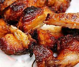 脆片烤五花肉的做法