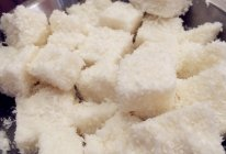 双皮奶口感的椰奶小方糕的做法