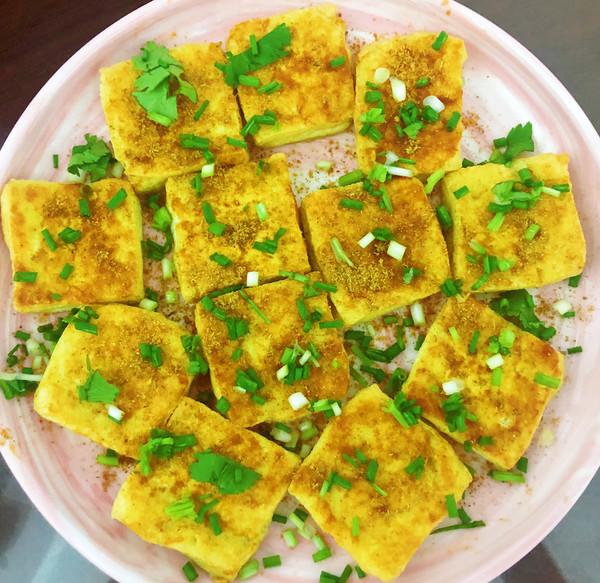铁板豆腐的做法