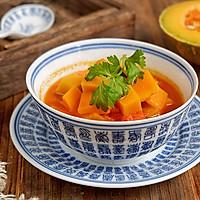 番茄南瓜汤的做法图解9