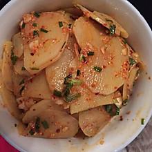 凉拌土豆片(重庆)