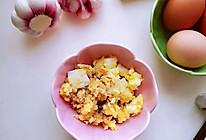 蒜泥~鸡蛋的做法