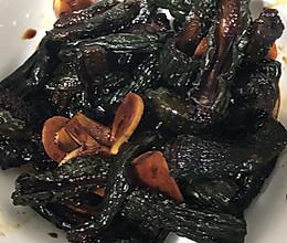 嘎嘣脆的酱黄瓜的做法