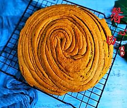 送给需要控糖的你一款酥脆好吃的杂面烤饼❗的做法