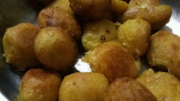 番薯芝心丸