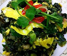 散炒海蛎煎的做法