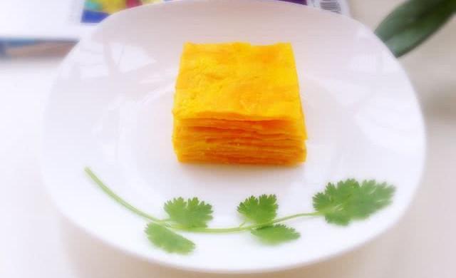 南瓜饼之一