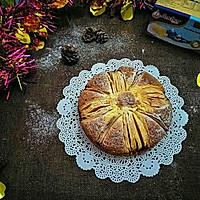 苹果蛋糕#安佳烘焙学院#