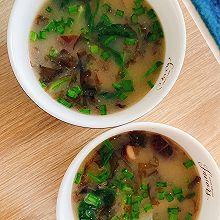简易味增汤