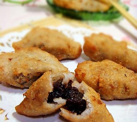 芋头饺的做法_【图解】芋头饺怎么做如何做好吃_芋头