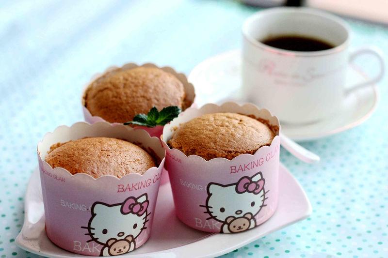 咖啡的浓香---摩卡蛋糕