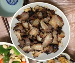 酱肉蒸春笋的做法