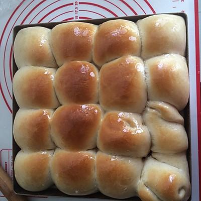 65度汤种脆底小面包的做法 步骤11