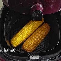 烤玉米-分分钟做零食的做法图解3