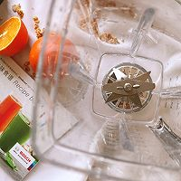 BOSCH维他汲享高速搅拌机评测食谱-橙香巧克力奶昔的做法图解15