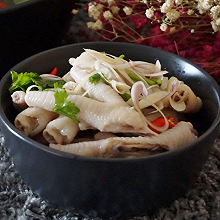 泰式香茅鸡爪