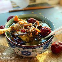 茶树菇鸡汤的做法图解8