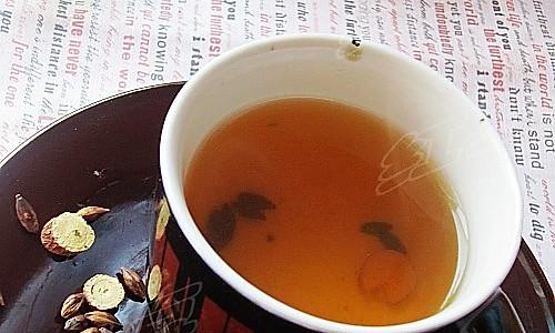 大麦甘草茶的做法