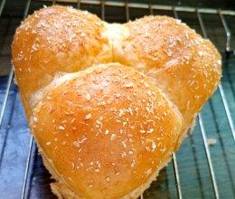 全麦椰蓉小餐包的做法