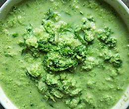 白菜绿豆汤的做法