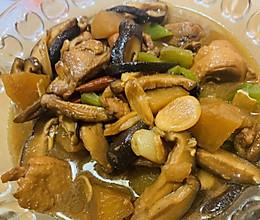 黄焖鸡米的做法