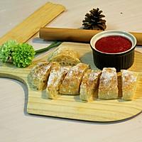 #东菱魔力果趣面包机之超简单软欧包