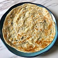 #植物蛋 美味尝鲜记#JUST蛋蔬菜沙拉手抓饼的做法图解4