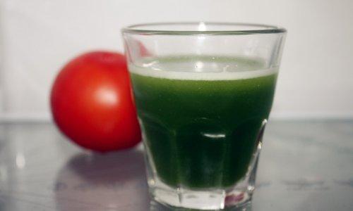 夏日减肥饮料--蜂蜜苦瓜汁的做法