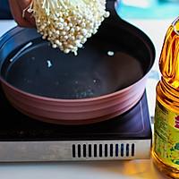 酸汤肥牛#金龙鱼营养强化维生素A纯香菜籽油#的做法图解2