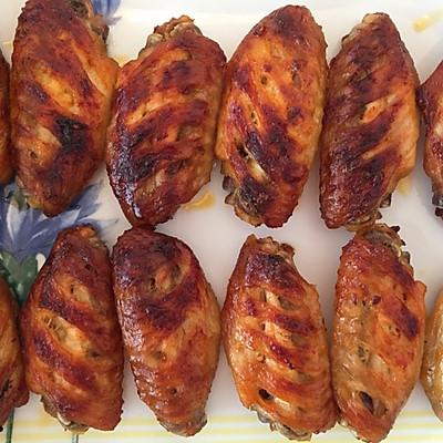 新奥尔良秘制烤翅的做法 步骤7
