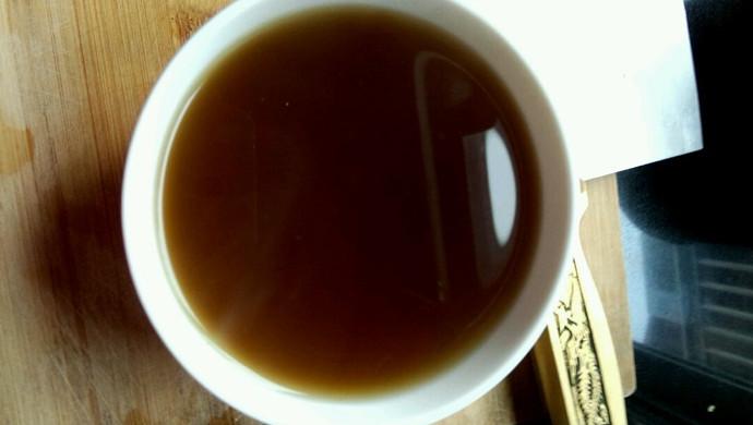 宝宝驱寒化痰良方--姜茶