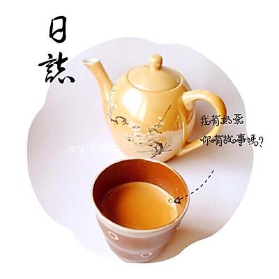 超简单锡兰奶茶