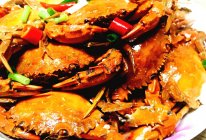 呛汁mini海蟹【卡卡私房菜】的做法