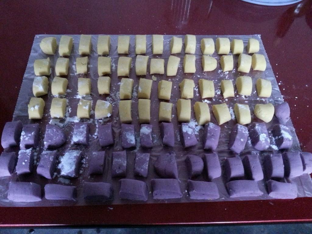 紫薯南瓜芋圆的做法图解8